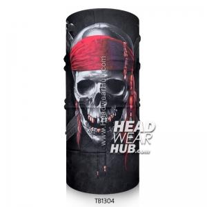 ผ้าบัฟ ลาย Pirate TB1304