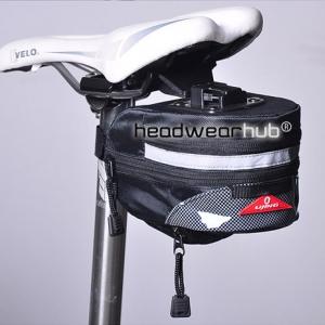 กระเป๋าใต้อาน กระเป๋าจักรยาน : สีดำ