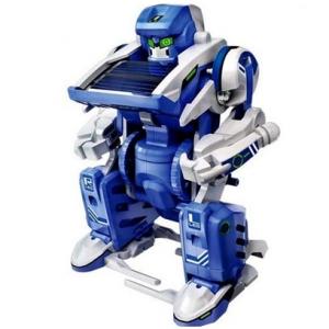 ชุดหุ่นยนต์โซลาร์เซลล์ Solar Robot 3 in 1