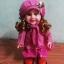 ตุ๊กตาสาวน้อย เสื้อชมพู เต้นได้ มีเสียงเพลง (สินค้ามาใหม่ล่าสุด) ถ้าซื้อ 3 ตัว ราคาส่ง 300 thumbnail 1