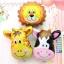 ลูกโป่งฟลอย์ หน้าวัว - Cow Face Foil Balloon / Item No. TL-B045 thumbnail 2