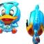 บอลลูนลายการ์ตูนโดนัลดักสีฟ้า (แพ็ค10ใบ)/ Item No. TL-A013 thumbnail 3