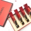 Chanel Matte Lipstick Set (Red Box) เซทลิปชาแนลเนื้อแมท 4 สี (งานมิลเลอร์) ราคาปลีก 199 บาท / ราคาส่ง 159.20 บาท thumbnail 5