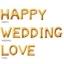 """ลูกโป่งฟลอย์รูปตัวอักษร Z สีทอง ไซส์จัมโบ้ 40 นิ้ว - Z Letter Shape Foil Balloon Size 40"""" Gold Color thumbnail 4"""