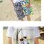 เสื้อคู่รัก ชุดคู่รักเที่ยวทะเลชาย +หญิง เสื้อยืดสีขาวลายคู่รักสวีทพระอาทิพย์ตกดิน กางเกงขาสั้นลายเส้น +พร้อมส่ง+ thumbnail 8