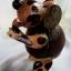 Coconut Shell Doggy Saving โคมไฟกะลามะพร้าวรูปน้องหมา thumbnail 2