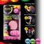 ลูกโป่ง LED สีชมพู แพ็ค 5 ชิ้น ไฟสว่างเหมือนโคมไฟ (LED Pink Balloon - LED Fixed Mode) thumbnail 4