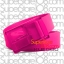 เข็มขัดซิลิโคน Candy Color Belt : สีชมพู thumbnail 1