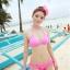 พร้อมส่ง ชุดว่ายน้ำ Bikini ผูกข้าง สายคล้องคอ สุดเซ็กซี่ thumbnail 15