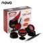 ์Novo Red Wine Lipstick ลิปแก้วไวน์ 1 เซต 2 สี ราคาปลีก 120 บาท / ราคาส่ง 96 บาท thumbnail 1