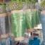 ริบบิ้น สีเขียวอ่อน สำหรับผูกลูกโป่ง ยาว 10 เมตร - Ribbon Light Green Color For Balloons thumbnail 1