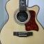 กีต้าร์ โปร่ง ไฟฟ้า Guitar KaSound รุ่น thumbnail 1