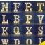 กล่องไฟ LED ตัวอักษรภาษาอังกฤษ A-Z กล่องสีขาว (กรุณาระบุตัวอักษรที่ต้องการ เมื่อทำการสั่งซื้อ) / ราคาต่อ 1 ชิ้น thumbnail 1