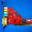 PCI Sound Card 64-bit SRS 3D Sound YAMAHA thumbnail 4