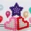 กรอบตาข่ายใส่ลูกโป่งทรงดาว - Balloon Grid Mesh Star Balloon thumbnail 6