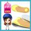 แผ่นรองเท้ารักษาเท้าแบน แก้เท้าแบนเพื่อสุขภาพ size 36-40 ผู้หญิง รหัส TL007 thumbnail 1