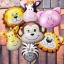ลูกโป่งฟลอย์ หน้าวัว - Cow Face Foil Balloon / Item No. TL-B045 thumbnail 5