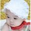 หมวกเด็กหญิง สีเหลือง สีชมพู สีฟ้า PB20 thumbnail 3