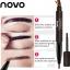 Novo 2step Eyebrow Makeup โนโว คิ้วสวยปังด้วย 2 ขั้นตอน ราคาปลีก 100 บาท / ราคาส่ง 80 บาท thumbnail 3