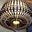 โคมไฟไม้ไผ่แบบแขวนเพดาน Bamboo Ceiling Lamp (BCL001) thumbnail 1