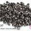 เป็กติดเสื้อ รูปดาว6แฉก สีรมดำ 13X15 มิล (500ชิ้น) thumbnail 1