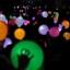 ลูกโป่ง LED สีส้ม แพ็ค 5 ชิ้น ไฟกระพริบ Blink mode (Orange Color Balloons - LED Blink Mode) thumbnail 27