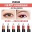 NOVO stereo two color silky eyeshadow อายแชโดว์ทูโทน สีใหม่ จากโนโว่ ราคาปลีก 100 บาท / ราคาส่ง 80 บาท thumbnail 1