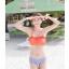 PRE ชุดว่ายน้ำบิกินี่ บรามีโครง สายคล้องคอ กางเกงบิกินี่ พร้อมเสื้อคลุมลายสวยเก๋ thumbnail 28