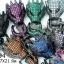 ตะขอสร้อยหน้าเสือ คละสี เพชรCZ เกรด จิวเวอรรี่ 17X21มิล ห่วง 14มิล(7ชุด) thumbnail 1