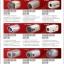 กล้องวงจรปิด CCTV กล้องสีมาตรฐาน(Color Camera) thumbnail 1