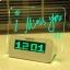 นาฬิกาปลุก กระดานเรืองแสง + USB Hub thumbnail 1