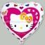 ลายการ์ตูน Hello Kitty ทรงหัวใจ(แพ็ค10ใบ) / Item No.TL-A036 thumbnail 3
