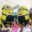 ลูกโป่งฟลอย์ Minion สองตา - Minion Two eyed Foil Balloon / Item No.TL-A044 thumbnail 10