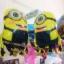 ลูกโป่งฟลอย์ Minion สองตา - Minion Two eyed Foil Balloon / Item No.TL-A044 thumbnail 10
