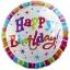 ลูกโป่งฟลอย์นำเข้า Radiant Birthday / Item No. AG-A119981 แบรนด์ Anagram ของแท้ thumbnail 2