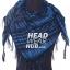 ผ้าพันคอชีมัค : สีน้ำเงิน thumbnail 2