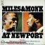 Miles Davis - Miles&Monk At Newport 1lp thumbnail 1