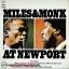 Miles Davis - Miles&Monk At Newport 1lp thumbnail 1