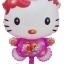 บอลลูนลายการ์ตูน Hello Kitty คิตตี้ (แพ็ค10ใบ) / Item No. TL-A010 thumbnail 2