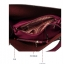 กระเป๋าหนังปั้มลาย เกรดA แบรนด์ OPPO สีดำ ยกชุดได้ 3 ใบ คุณภาพดี(รับประกันของแท้เหมือนแบบ 100%) VIP : 1500 thumbnail 9