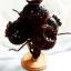 Coconut Shell Lamp (โคมไฟกะลามะพร้าวรูปต้นดอกฝิ่น 5 ดอก) thumbnail 1