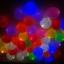 ลูกโป่ง LED สีฟ้า แพ็ค 5 ชิ้น ไฟเปลี่ยนสี RGB mode (Blue Color Balloons - LED RGB Mode) thumbnail 24