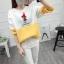 เสื้อแขนยาวแฟชั่นพร้อมส่งเสื้อแขนยาวแต่งสีขาวสลับเหลือง แต่งสกรีนลายตุ๊กตาน่ารัก Good Night +พร้อมส่ง+ thumbnail 3