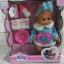 ตุ๊กตาน้องสีเสียง พร้อมอุปกรณ์ (มาใหม่) มี 2 สี สีฟ้า กับ สีชมพู (ซื้อ 3 ชิ้น ราคาส่งชิ้นละ 300 บาท) thumbnail 1