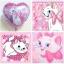 ลูกโป่งฟลอย์ทรงหัวใจ พิมพ์ลายการ์ตูน แมว Marie - Heart Shape Marie Cat Cartoon Foil Balloon / Item No. TL-B028 thumbnail 3