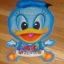 บอลลูนลายการ์ตูนโดนัลดักสีฟ้า (แพ็ค10ใบ)/ Item No. TL-A013 thumbnail 2