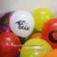 """ลูกโป่งกลมพิมพ์ลาย Congrats รับปริญญา คละสี คละแบบ ไซส์ 10 นิ้ว แพ็คละ 10 ใบ (Round Balloons 10"""" - Congrats Printing latex balloons) thumbnail 1"""