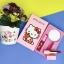 APRIL SKIN Kitty Collection เซตลิปคิตตี้สุดน่ารัก มาพร้อมกระจก4ลายน่ารักสุดๆ ราคาปลีก 120 บาท / ราคาส่ง 96 บาท thumbnail 1