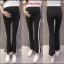 กางเกงคนท้อง แฟชั่น โทนสีดำ thumbnail 1