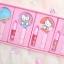 APRIL SKIN Kitty Collection เซตลิปคิตตี้สุดน่ารัก มาพร้อมกระจก4ลายน่ารักสุดๆ ราคาปลีก 120 บาท / ราคาส่ง 96 บาท thumbnail 4